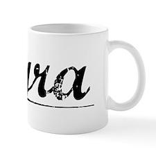 Myra, Vintage Small Mug