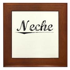 Neche, Vintage Framed Tile