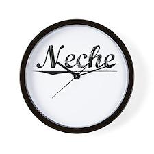 Neche, Vintage Wall Clock