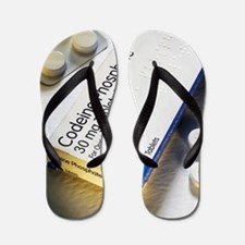 Painkiller tablets Flip Flops