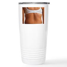 Overweight woman Travel Mug