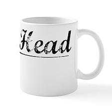 Nags Head, Vintage Mug