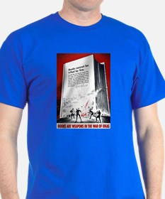 Books Are Weapons T-Shirt