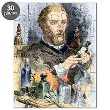 Paracelsus, Swiss alchemist Puzzle
