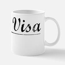 Nara Visa, Vintage Mug