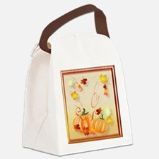 Shower Curtain Wonderful Fa... Canvas Lunch Bag