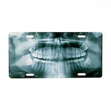 m7820167 Aluminum License Plate