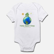 Home Sweet Home Baby Infant Bodysuit