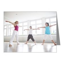 Yoga Note Cards (Pk of 10)