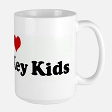 I Love Latch-Key Kids Mugs