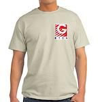 GTEA Ash Grey T-Shirt