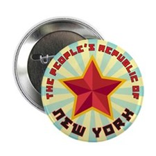PEOPLE'S REPUBLIC OF NEW YORK BUTTON