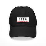 GTEA 'Campuses' Black Cap