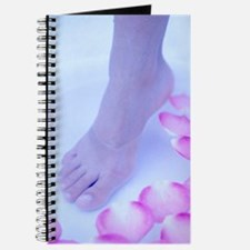 Petals in water Journal