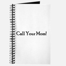 Call Your Mom! Journal