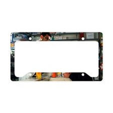m6400043 License Plate Holder