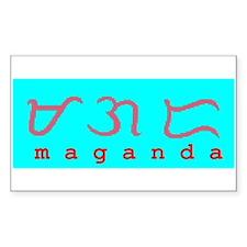 """Maganda"" Decal"