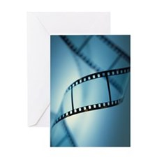 Photographic film Greeting Card
