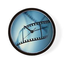 Photographic film Wall Clock
