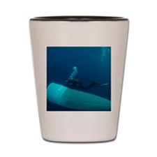 Plankton collection Shot Glass