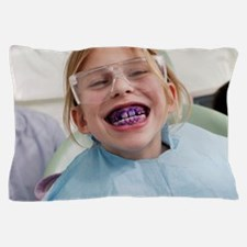 Plaque detection Pillow Case