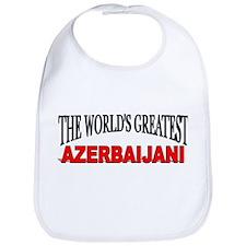 """The World's Greatest Azerbaijani"" Bib"
