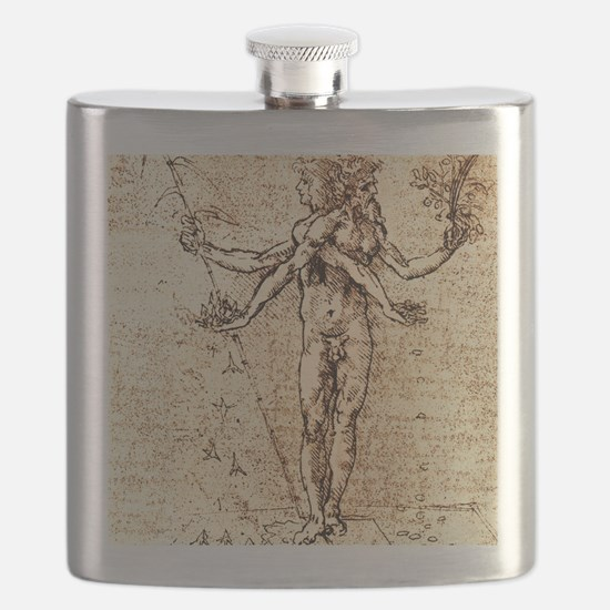 Pleasure and pain Flask