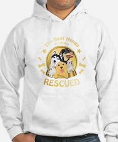 Animal Rescue T-shirt - The best thi Sweatshirt