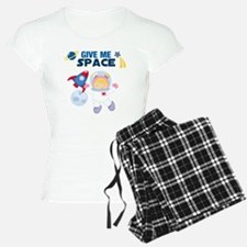 Give Me Space Girl Pajamas