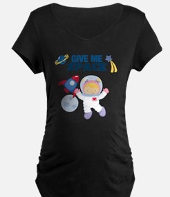 Give Me Space Girl T-Shirt