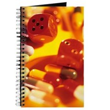 Pills and dice Journal