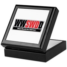 WW the SWD D Keepsake Box