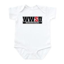 WW the Staby D Infant Bodysuit