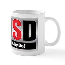 WW the Staby D Mug
