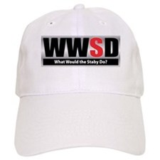 WW the Staby D Baseball Cap
