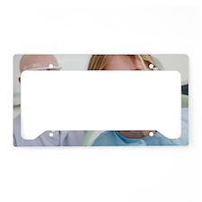 Plaque detection License Plate Holder