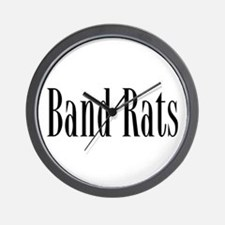 Band Rats Wall Clock