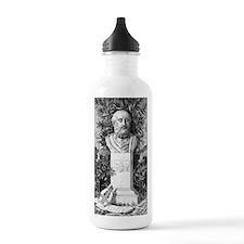 Plato, Ancient Greek p Sports Water Bottle