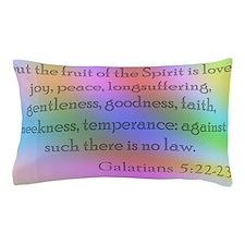 Galatians 5:22-23 Pillow Case