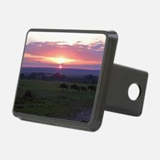 maasai mara sunset kenya c Hitch Cover