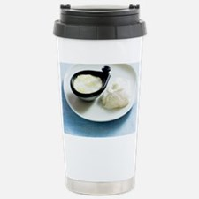 Poached eggs Stainless Steel Travel Mug