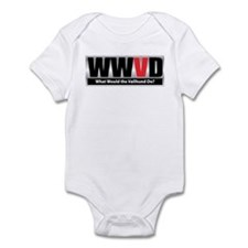 WW the Vallhund D Infant Bodysuit