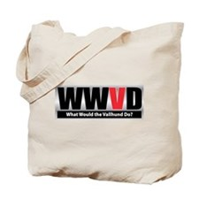 WW the Vallhund D Tote Bag