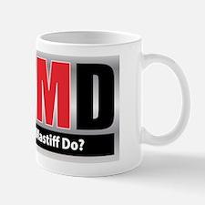 WW the Mastiff D Mug