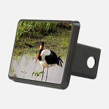 saddle billed stork kenya  Hitch Cover