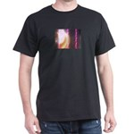 Photo Soundwaves Dark T-Shirt