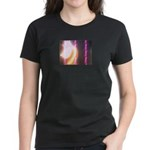 Photo Soundwaves Women's Dark T-Shirt