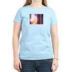 Photo Soundwaves Women's Light T-Shirt
