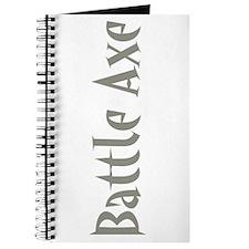 Battle Axe Journal