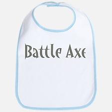 Battle Axe Bib